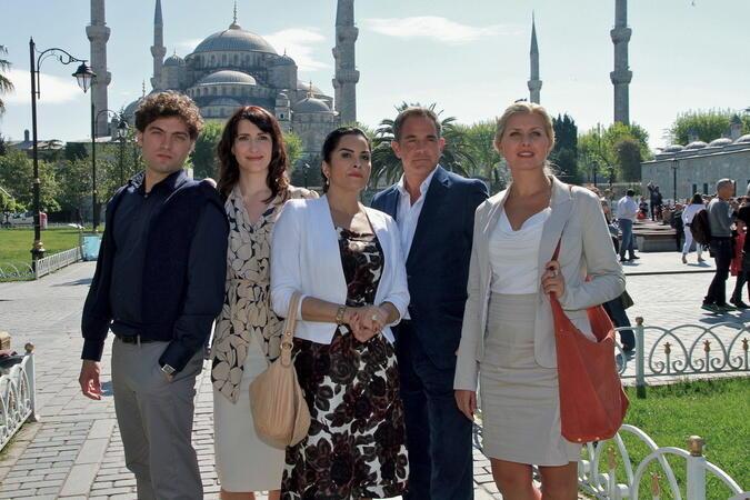 Kreuzfahrt ins Glück: Hochzeitsreise in die Türkei