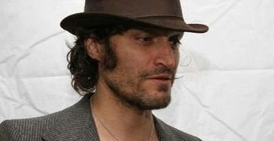 Vincent Gallo polarisiert.