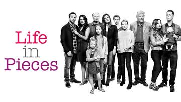 Life in Pieces, Staffel 3: Cast
