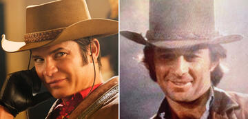 Timothy Olyphant und James Stacy