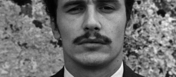 James Franco in The Broken Tower