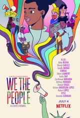 We The People - Staffel 1 - Poster