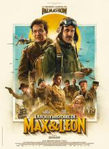 Die verrückte Reise von Max & Leon - Poster