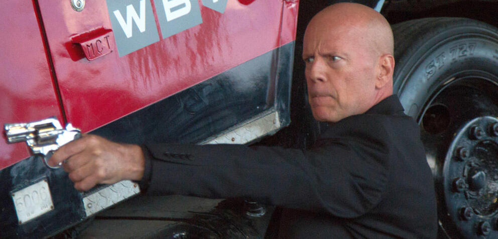 Bruce Willis in Precious Cargo