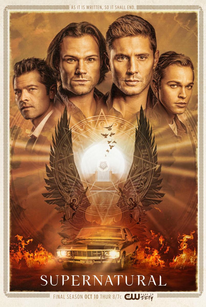 Supernatural - Staffel 15