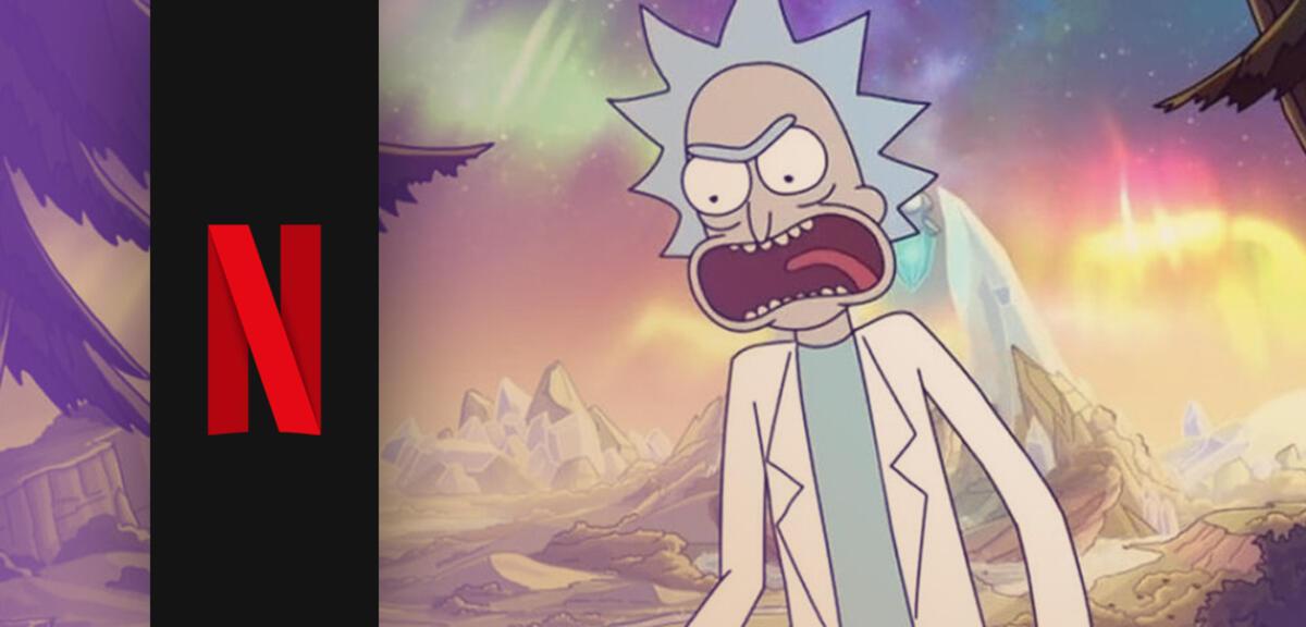 Rick and Morty Staffel 4 auf Netflix: Schlechte Nachrichten für Fans