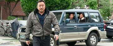 Ma Dong-seok in Unstoppable