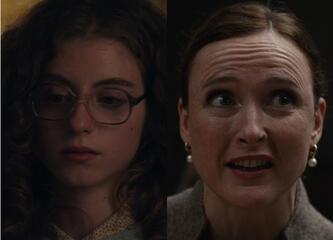 Dark: Regina Tiedemann 1986 und 2019