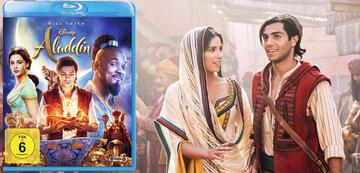 Aladdin: Dreh-Erkenntnisse auf Blu-ray