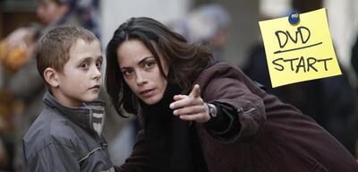 Ab jetzt auf DVD und Blu-ray: Bérénice Bejo im Kriegsdrama Die Suche