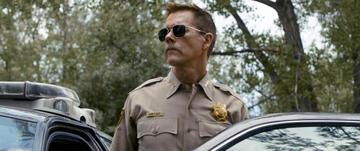 Übellaunig und brutal: Kevin Bacon als Sheriff Kretzer.