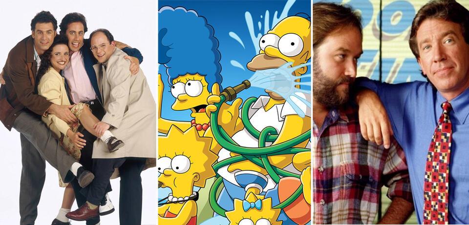 Seinfeld/Die Simpsons/Hör mal, wer da hämmert