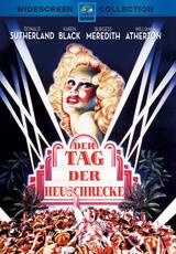 Der Tag der Heuschrecke - Poster