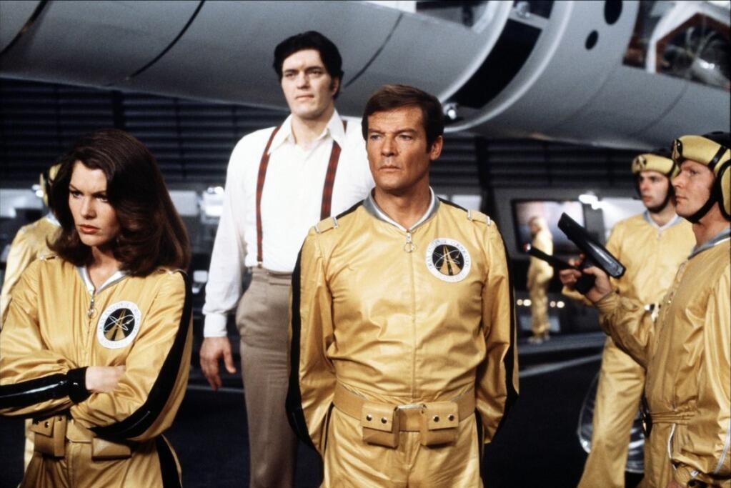James Bond 007 - Moonraker - Streng geheim