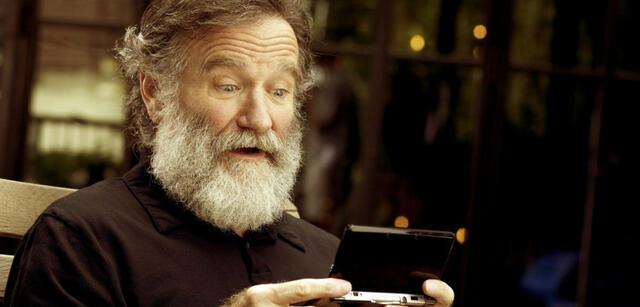 Robin Williams war selbst bekennender Spieler