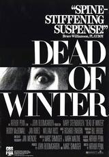 Tod im Winter - Poster