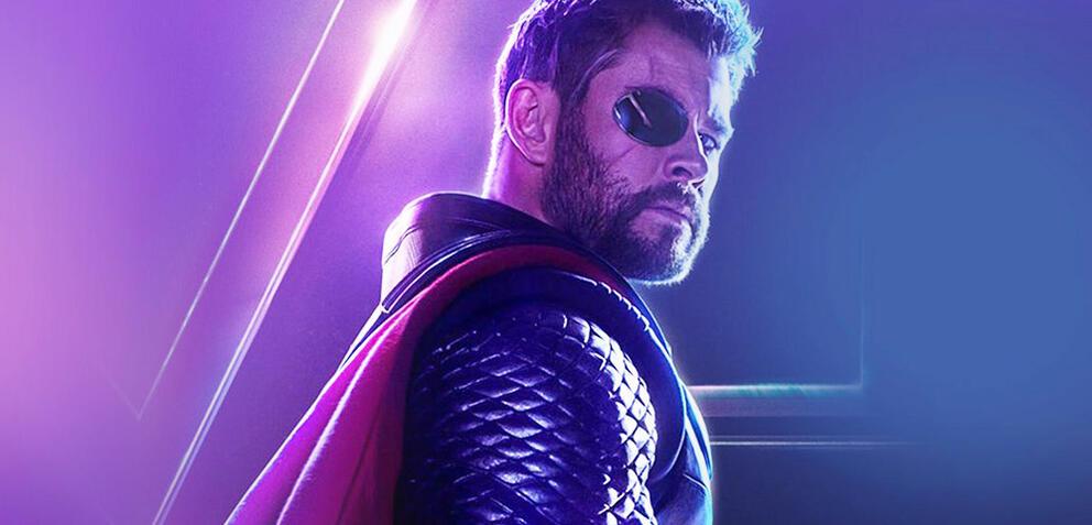 Thor in Avengers 4: Endgame