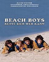 Beach Boys - Rette sich wer kann - Poster