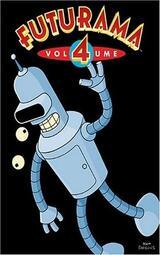 Futurama - Staffel 4 - Poster