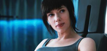Bild zu:  Scarlett Johansson in Ghost in the Shell