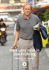 Herr Lenz reist in den Frühling - Poster