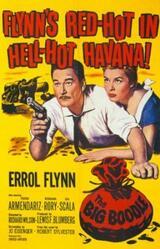 Jagd durch Havanna - Poster