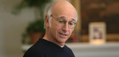 Larry David in Lass es, Larry!