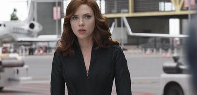 Scarlett Johansson als Black Widow inThe First Avenger: Civil War