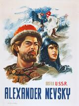 Alexander Newski - Poster