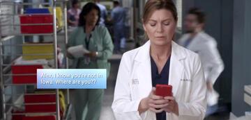 Grey's Anatomy: Staffel 16, Episode 15 - die Folge vor Alex Abschied