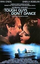 Harte Männer tanzen nicht - Poster