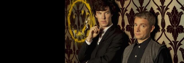 Sherlock season 1 banner