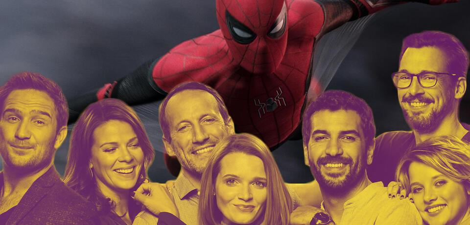 Das perfekte Geheimnis & Spider-Man