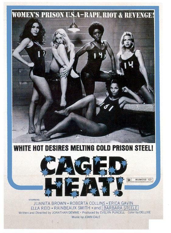 Caged Heat - Das Zuchthaus der verlorenen Mädchen