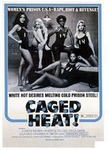 Caged Heat - Das Zuchthaus der verlorenen Mädchen - Poster