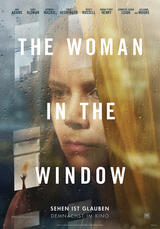 The Woman in the Window - Poster