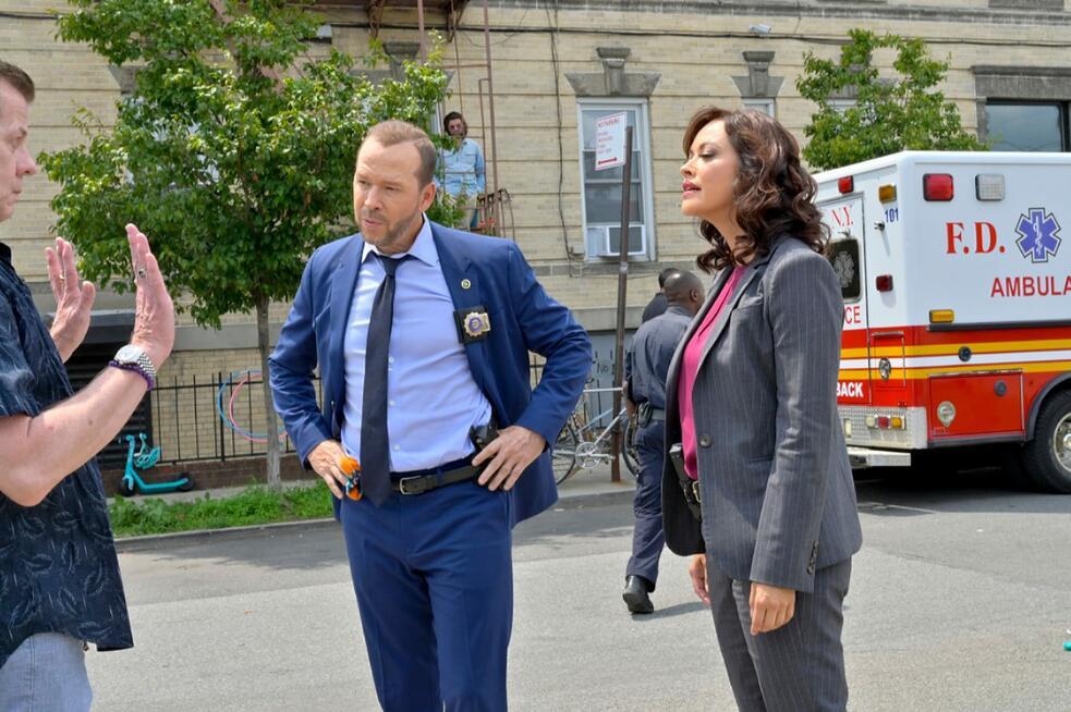 Blue Bloods - Crime Scene New York - Staffel 12