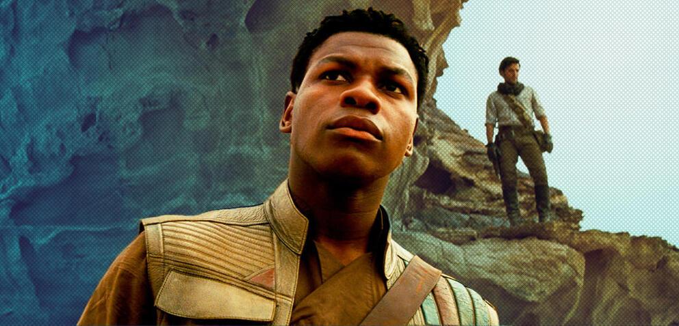 John Boyega in Star Wars 9: Der Aufstieg Skywalkers