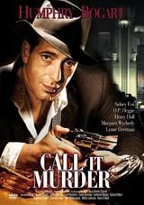 Call it Murder - Poster