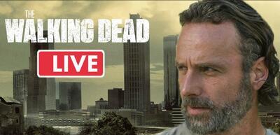 The Walking Dead: moviepilot live