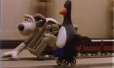 Wallace & Gromit - Die Techno-Hose - Bild 5