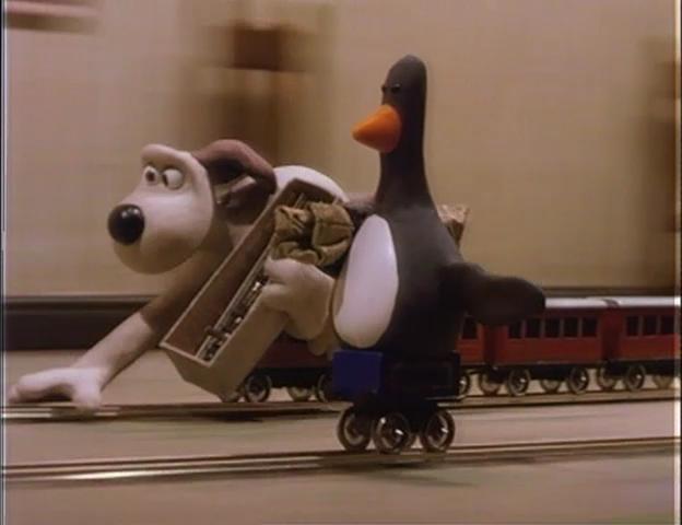 Wallace & Gromit - Die Techno-Hose - Bild 5 von 9