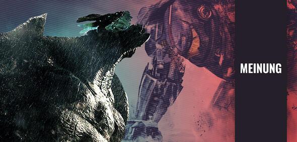 Pacific Rim ist ein guter Ersatz für Godzilla vs. Kong