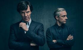 Sherlock Staffel 4 mit Benedict Cumberbatch und Martin Freeman - Bild 164