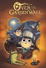 Hinter der Gartenmauer - Poster