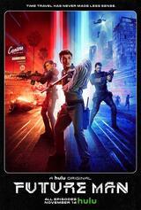 Future Man - Poster