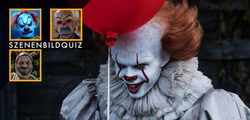 Bild zu:  Erkennt, aus welchen Filmen die Clowns stammen