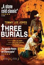 Three Burials - Die drei Begräbnisse des Melquiades Estrada Poster
