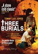 Three Burials - Die drei Begräbnisse des Melquiades Estrada - Poster