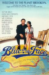 Blue in the Face - Poster